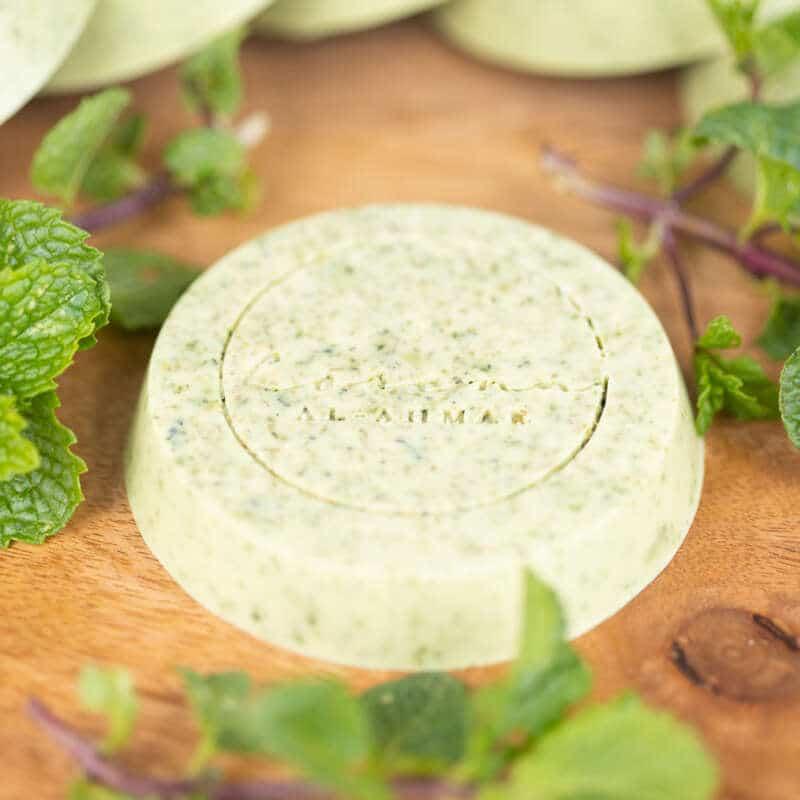 Mint to Be Handmade Mint (Yerba Buena) Soap