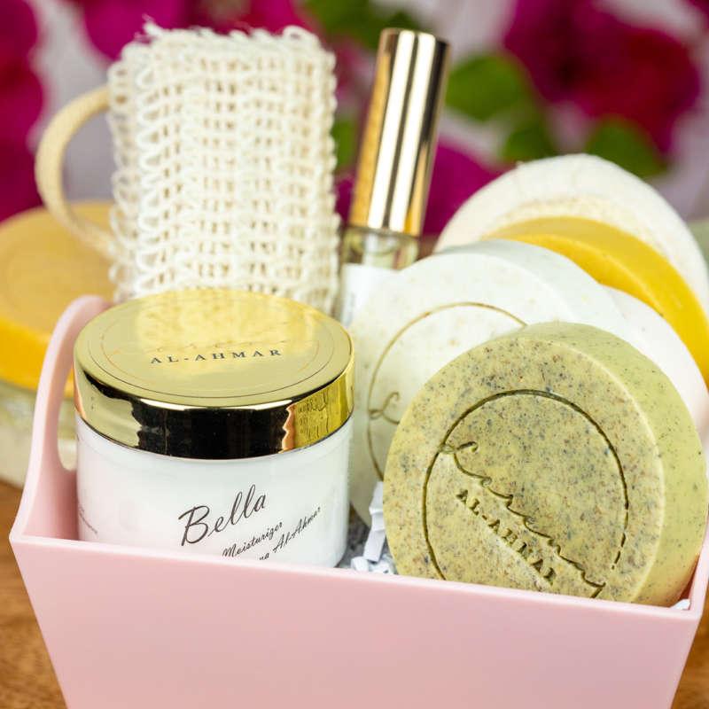 Soap Face Moisturizer Gift Set