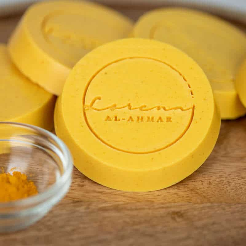 Enlighten Me Handmade Turmeric Soap by Lorena Al-Ahmar